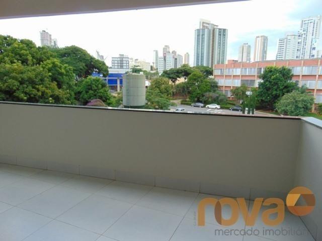 Apartamento à venda com 4 dormitórios em Setor oeste, Goiânia cod:NOV235578 - Foto 6