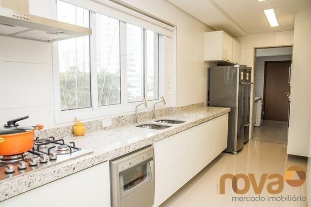 Apartamento à venda com 3 dormitórios em Setor bueno, Goiânia cod:NOV235442 - Foto 10