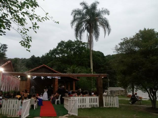 Sítio Tudão para realização da sua festa na Praia de Mauá-Magé-RJ - Foto 15