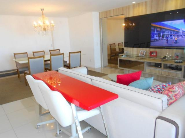 Apartamento com 3 suítes e lazer completo no Ed. Vintage Aldeota. AP0590 - Foto 4