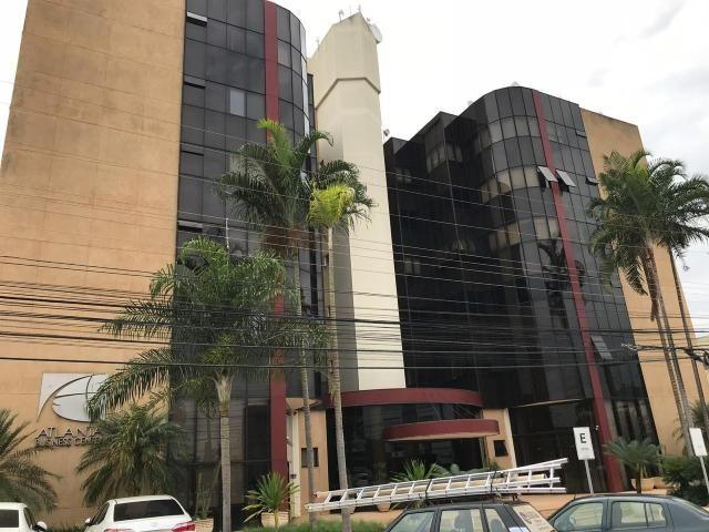 Escritório para alugar em Condomínio cidade empresarial, Aparecida de goiânia cod:60208069