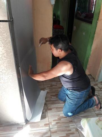 Envelopamento De Geladeira, Freezer, Gelagua, cozinha em Geral a Partir de R$ 100,00 - Foto 6