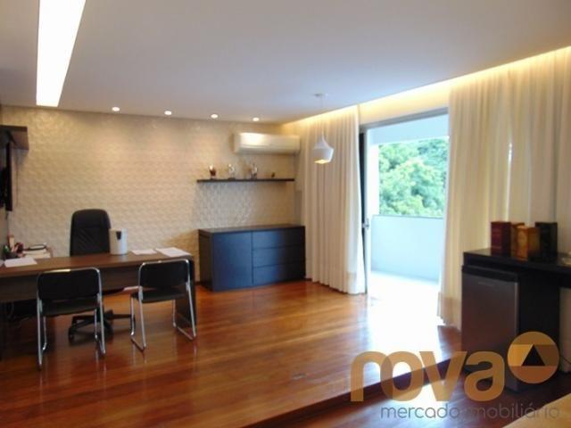 Apartamento à venda com 4 dormitórios em Setor oeste, Goiânia cod:NOV235578 - Foto 4