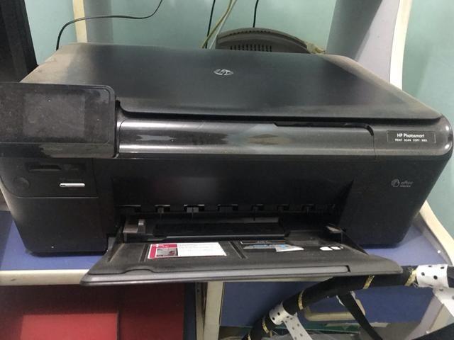 Impressora HP + scanner - Foto 2
