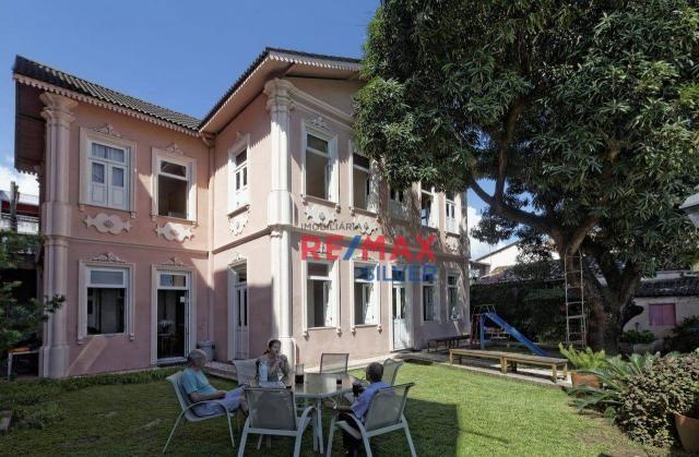 Casa estilo Colonial na Ribeira