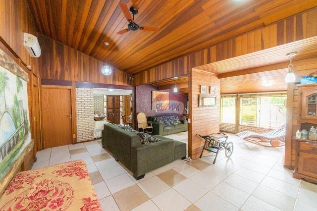 Vendo casa condomínio belvedere green 07 quartos 04 suítes 580m² de área construída - Foto 7