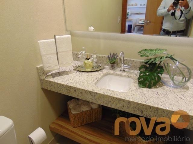 Apartamento à venda com 3 dormitórios em Residencial eldorado, Goiânia cod:NOV235562 - Foto 4