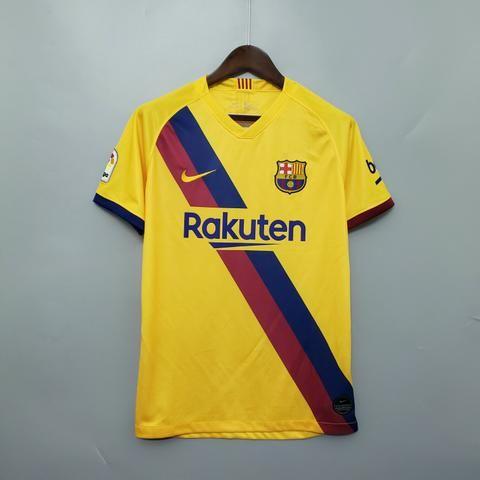 Camisa do barcelona lançamento 2019/2020 - Foto 5