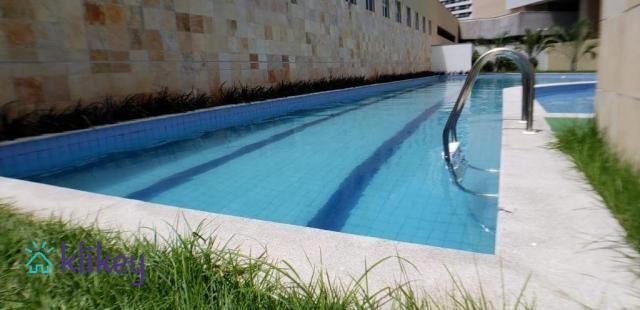 Apartamento à venda com 3 dormitórios em Cidade dos funcionários, Fortaleza cod:7467 - Foto 9