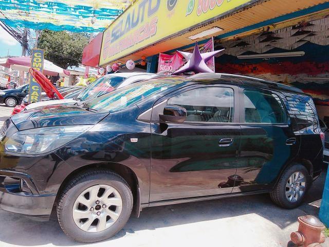 Vendo chevrolet spin ltz at 2013 - Foto 2
