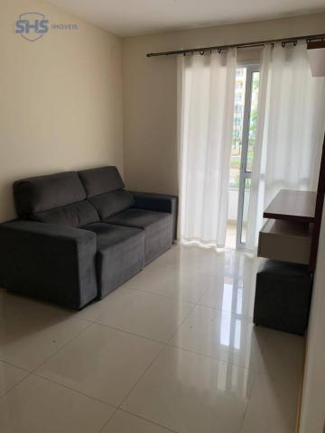 Apartamento com 2 dormitórios para alugar, 56 m² por r$ 1.400/mês - fortaleza - blumenau/s - Foto 3