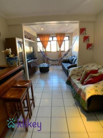 Apartamento à venda com 3 dormitórios em Joaquim távora, Fortaleza cod:7459 - Foto 14