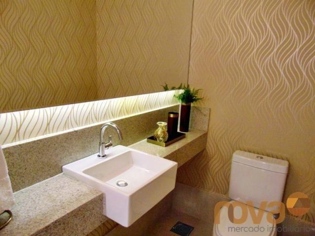 Apartamento à venda com 3 dormitórios em Setor marista, Goiânia cod:NOV235626 - Foto 4