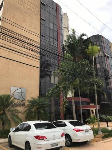 Escritório para alugar em Condomínio cidade empresarial, Aparecida de goiânia cod:60208069 - Foto 16