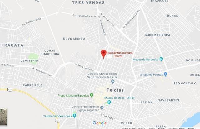 Apartamento à venda com 1 dormitórios em Centro, Pelotas cod:9905669 - Foto 16