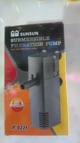 Filtro interno Sunsun JP-032F 350L/h