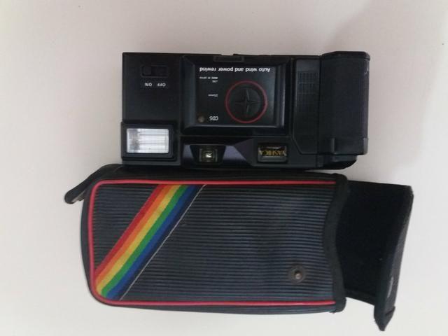 Câmera antiga Yashica - Foto 2