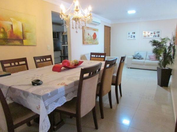 Apartamento  com 4 quartos no Tríade Residencial - Bairro Setor Bueno em Goiânia - Foto 4