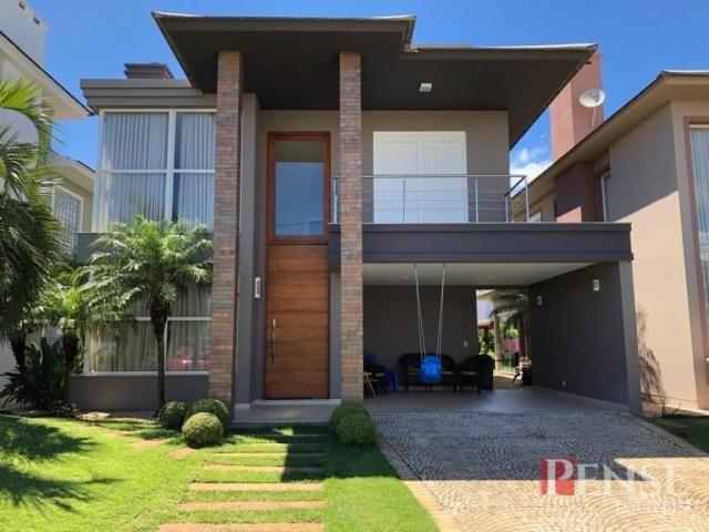 Casa de condomínio à venda com 3 dormitórios cod:3107