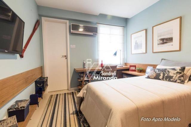 Imperator apartamento com 3 dormitórios à venda, 138 m² por r$ 950.000 - guararapes - fort - Foto 11