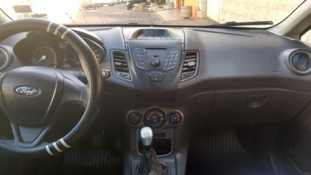 Nex Fiesta Hatch 1.5 FLEX, 2014/2015, 52 mil km, - Foto 5