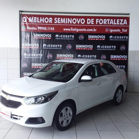 CHEVROLET COBALT 2018/2019 1.4 MPFI LT 8V FLEX 4P MANUAL - Foto 3