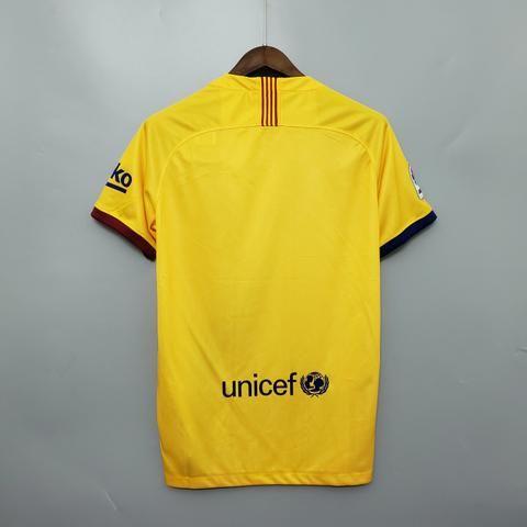 Camisa do barcelona lançamento 2019/2020 - Foto 6