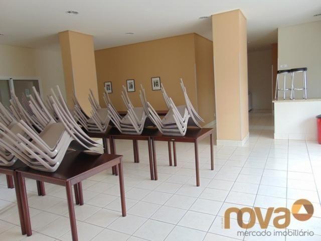 Apartamento à venda com 2 dormitórios em Jardim atlântico, Goiânia cod:NOV235435 - Foto 14