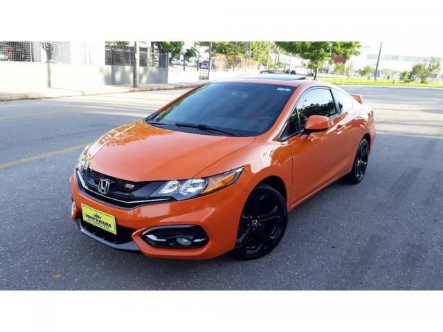 Honda Civic Coupe SI - Foto 2