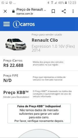 Renault clio 1.0 2014 - Foto 11