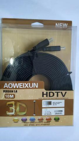 Cabo HDMI 10m - Foto 2