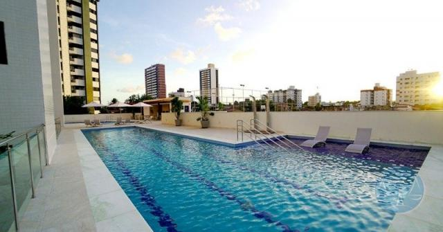 Apartamento à venda com 3 dormitórios em Barro vermelho, Natal cod:8455 - Foto 5