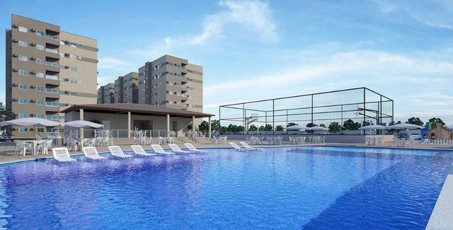Vila do Frio Condomínio club 3 qrts 1 suite 64m, com piscina e Varanda e Suite (Promoção) - Foto 4