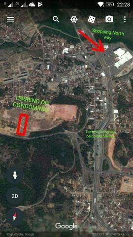 Vila do Frio Condomínio club 3 qrts 1 suite 64m, com piscina e Varanda e Suite (Promoção) - Foto 17
