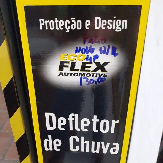 Calha de chuva para Novo Palio 12/16 ..4 portas nova instalada no seu carro