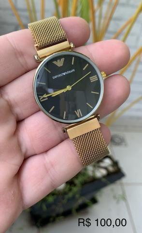 Só relógio feminino top. um mais lindo que o outro.