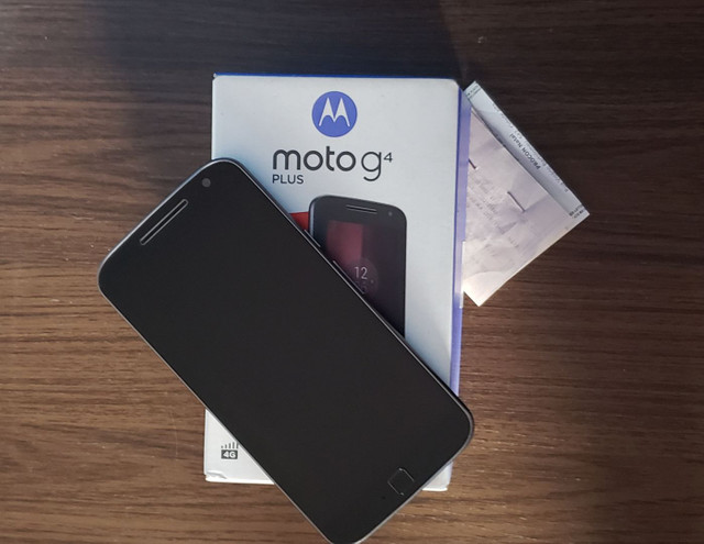 Moto G4 Plus Red 32Gb (SEMI-NOVO IMPECÁVEL+NOTA FISCAL)  - ( 8 4 ) 9 8 8 3 8 - 8 8 8 8 - Foto 3