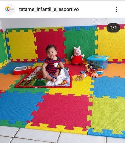 Tatame infantil NOVOS - descrição abaixo