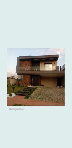 Empreiteira -construa sua casa modelo turnkey (chave na mão) alto/médio padrão - Foto 6