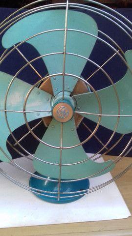 Ventilador GE Azul - Foto 4