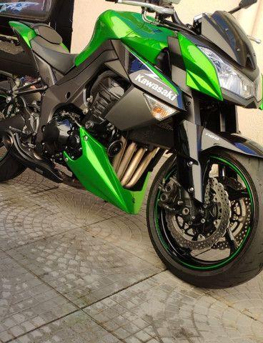 Kawasaki Z1000 ABS - Impecável - Foto 5