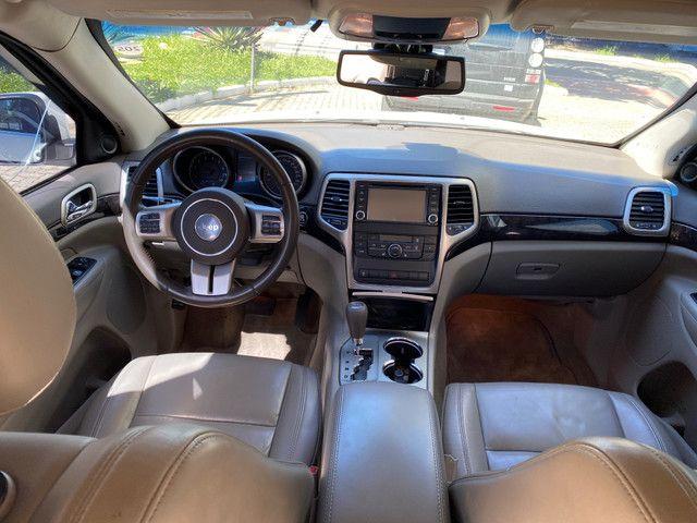 Jeep gran cherokee laredo 2012 blindada - Foto 13