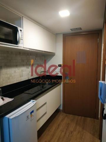 Flat para aluguel, 1 quarto, 1 suíte, Centro - Viçosa/MG - Foto 9