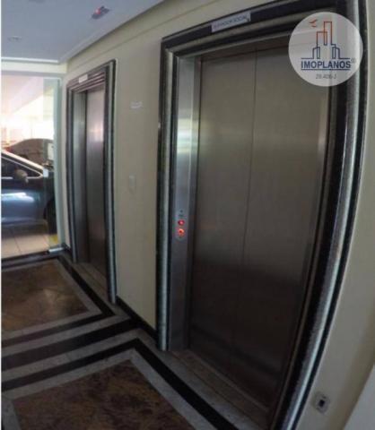 Apartamento com 2 dormitórios à venda, 78 m² por R$ 410.000,00 - Aviação - Praia Grande/SP - Foto 4