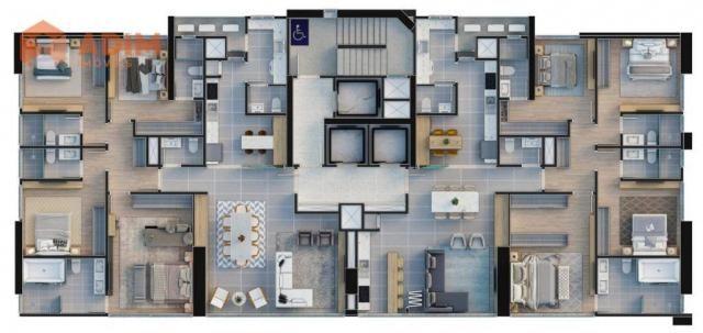 Apartamento á venda no 135 Jardins em Balneário Camboriú, com 04 suítes, amplo living e ch - Foto 6