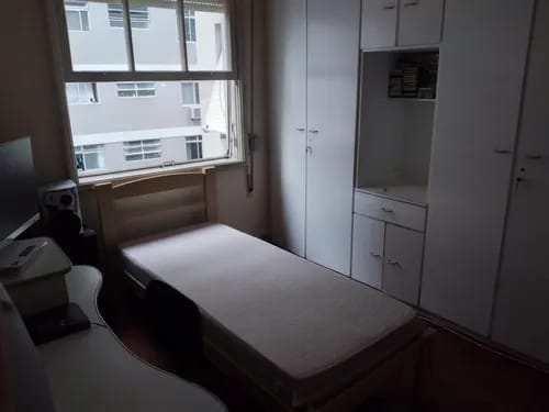 Apartamento à venda com 2 dormitórios em Gonzaga, Santos cod:1112 - Foto 8