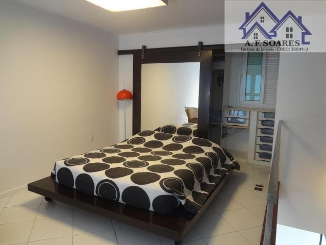 Vendo apartamento tipo loft duplex, com 69 m2, 1 dormitorio, 1 suite, 1 vaga - Foto 6