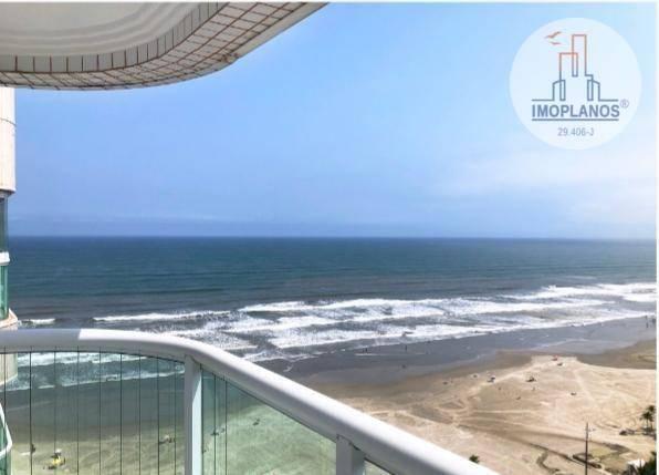 Apartamento com 2 dormitórios à venda, 78 m² por R$ 410.000,00 - Aviação - Praia Grande/SP - Foto 2