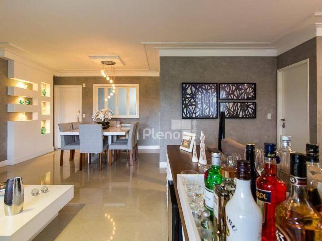 Apartamento com 3 dormitórios à venda, 129 m² por R$ 1.250.000 - Parque Prado - Campinas/S - Foto 8