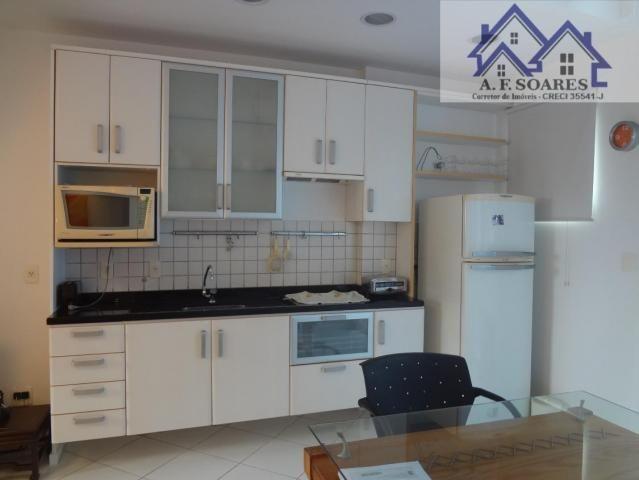 Vendo apartamento tipo loft duplex, com 69 m2, 1 dormitorio, 1 suite, 1 vaga - Foto 3